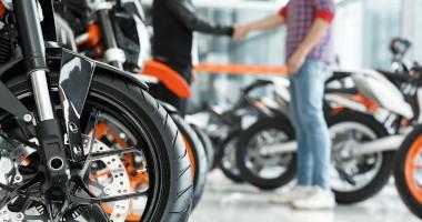 Verkauf Motorrad
